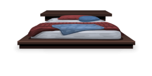 Queen Bed Frame Mattress