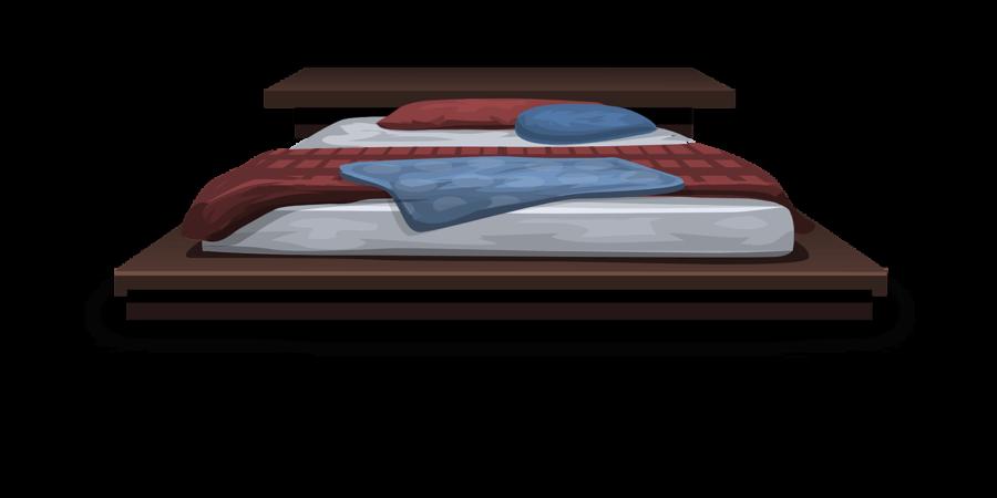 Queen Bed Frame Mattress