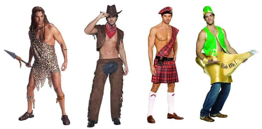 Sexy Halloween Costumes Ideas for Men
