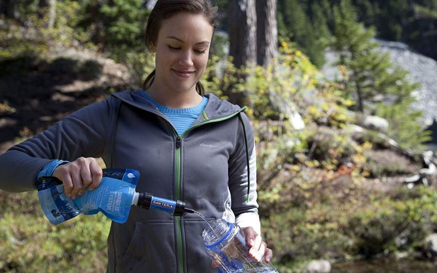 Top Rated Backpacking Water Filters