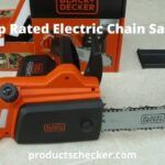 Top Rated Electric Chain Saws top picture.