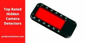 Top Rated Hidden Camera Detectors