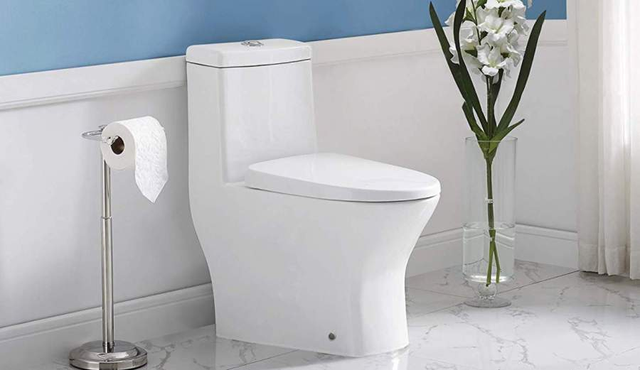 Top Rated One Piece Toilets
