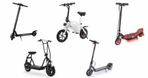 Two Wheel Electric Scooters for Adults