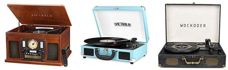 Vintage Record Players Sale