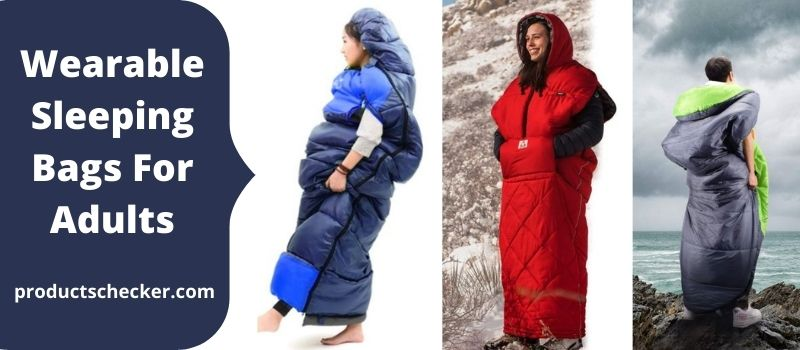 Wearable Sleeping Bags For Adults