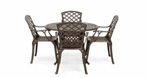 Aluminum Outdoor Dining Sets