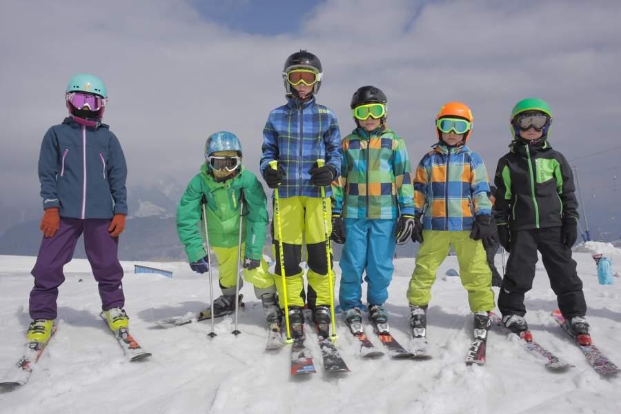 Best ski helmets for kids.