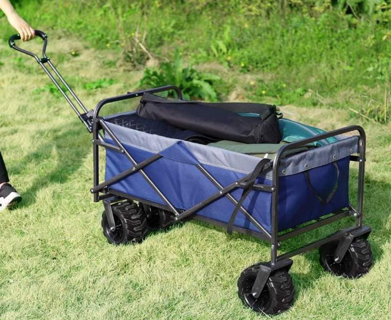 15 Best Folding Carts and Wagons in 2020