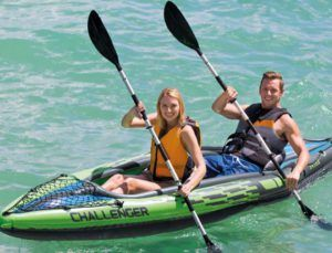 Best Inflatable Kayaks for 2 Person