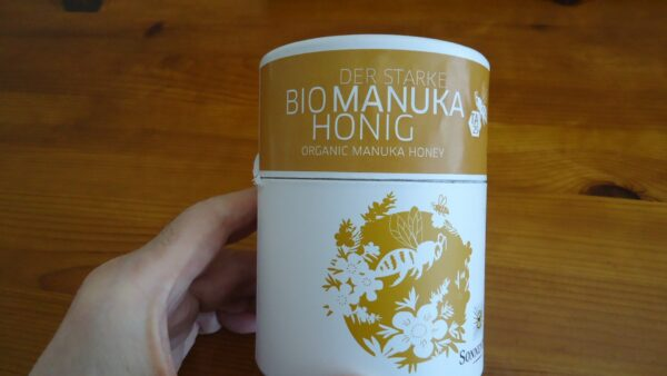 This is manuka honey from our local shop.